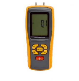 ME-GM505 Pressure Meter (Manometer)