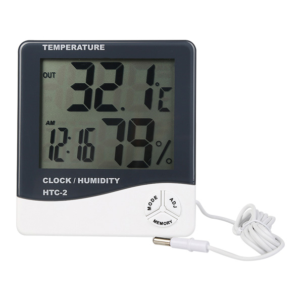 KT-204 (HTC-2) Digital Thermometer Hygrometer