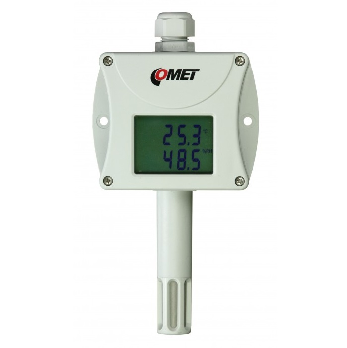 T3110 – Temperature Humidity Transmitter (4-20mA Output) Programmable